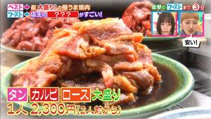 山盛りの肉