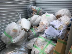 資源ゴミ袋