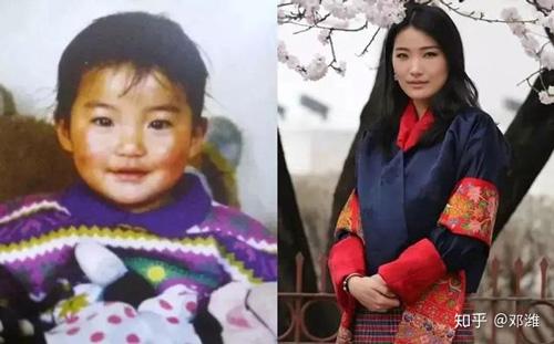 ブータン王妃の昔・今